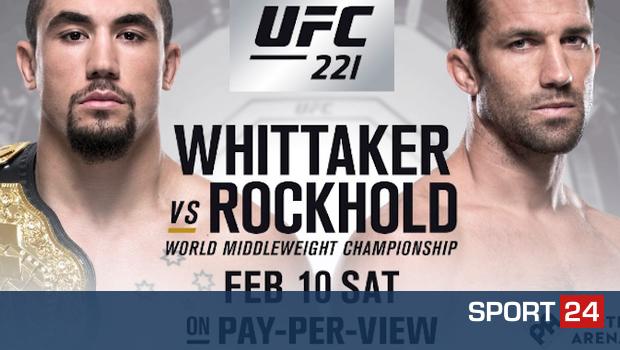 UFC 221: Οι πρωταγωνιστές ενός ιδιαίτερου σόου