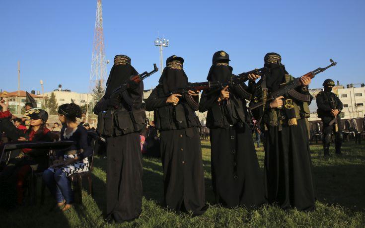 Καταδίκη σε 16 γυναίκες από την Τουρκία για συμμετοχή στο ISIS