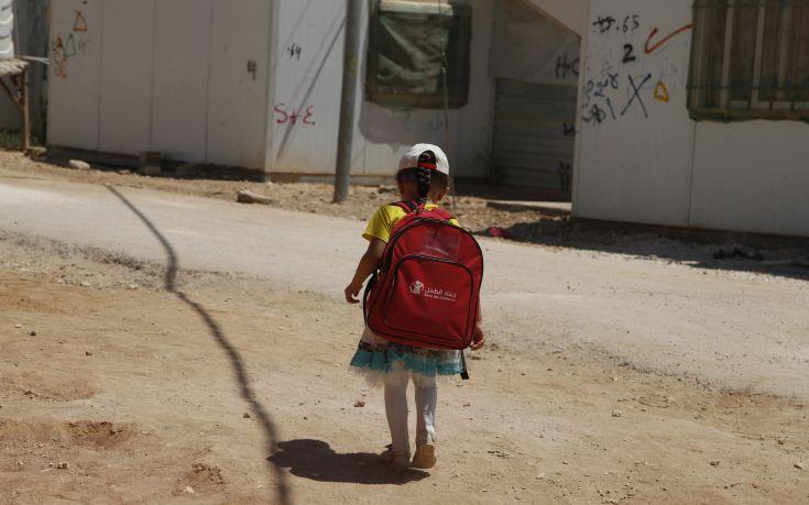 Παροχή ανθρωπιστικής βοήθειας με αντάλλαγμα σεξουαλικές χάρες στη Συρία