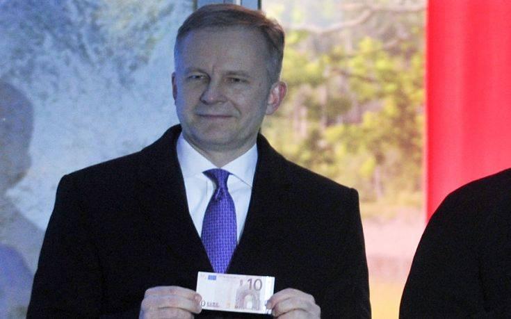 Συνελήφθη ο διοικητής της Κεντρικής Τράπεζας της Λετονίας