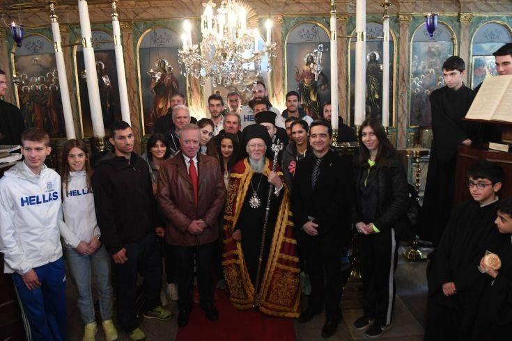 Βαρθολομαίος: Το Οικουμενικό Πατριαρχείο θα παραμείνει στην ιστορική έδρα του