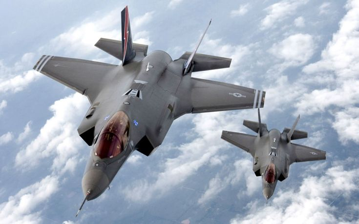 Η Ιαπωνία αγοράζει νέα μαχητικά F-35