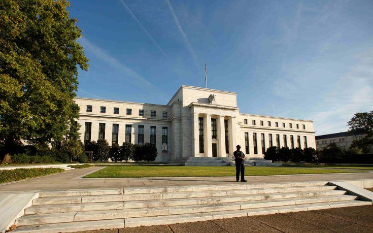 Η Fed θα συνεχίσει τις σταδιακές αυξήσεις των επιτοκίων