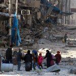 «Κόκκινη γραμμή» του Παρισιού για τη Συρία οι «θανατηφόρες» χημικές επιθέσεις