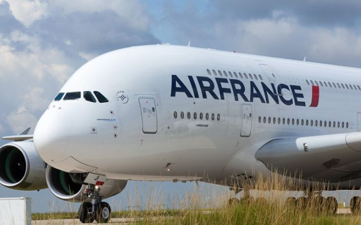 Με προβλήματα αύριο οι πτήσεις της Air France