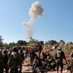 Ο συριακός στρατός στην Αφρίν για την απώθηση των τουρκικών δυνάμεων