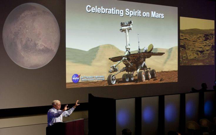 Με μια selfie γιορτάζει το ρομποτικό όχημα Opportunity τις 5.000 μέρες του στον Άρη