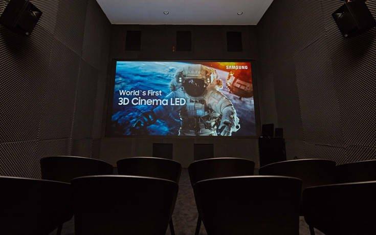 Η Samsung παρουσιάζει την The Wall Professional για  καλύτερη προβολή εμπορικού περιεχομένου στην ISE 2018
