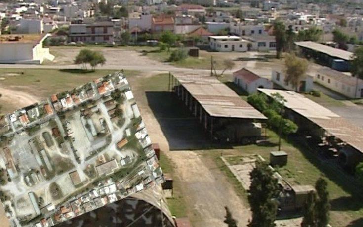 Παραχωρείται στον δήμο το στρατόπεδο Μαρκοπούλου στα Χανιά