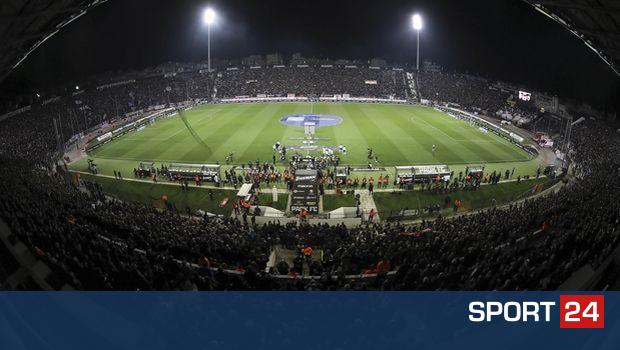 """Στον """"αέρα"""" η Τούμπα ως έδρα του Ελλάδα – Ελβετία"""