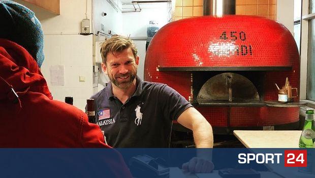 Άνοιξε ιταλικό ρεστοράν στη Σουηδία ο Μπλόμκβιστ