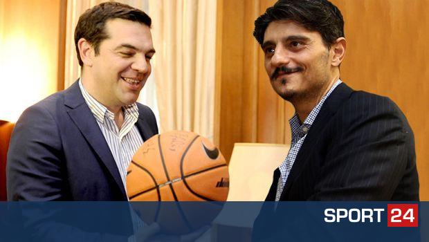 """Συνάντηση 90 λεπτών Τσίπρα-Γιαννακόπουλου για το """"Athens Alive"""""""