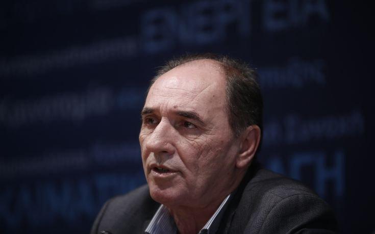 Αισιόδοξος ο Σταθάκης για την έξοδο της χώρας από τα μνημόνια