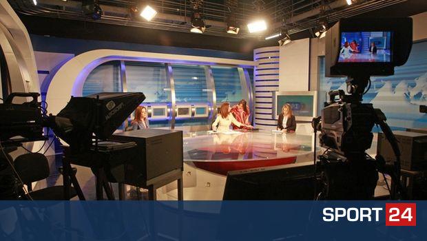 Οπαδοί του ΠΑΟΚ διέκοψαν δελτίο ειδήσεων στην ΕΡΤ 3