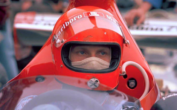 Ο θρύλος της F1 Νίκι Λάουντα εγκαινιάζει τη Laudamotion