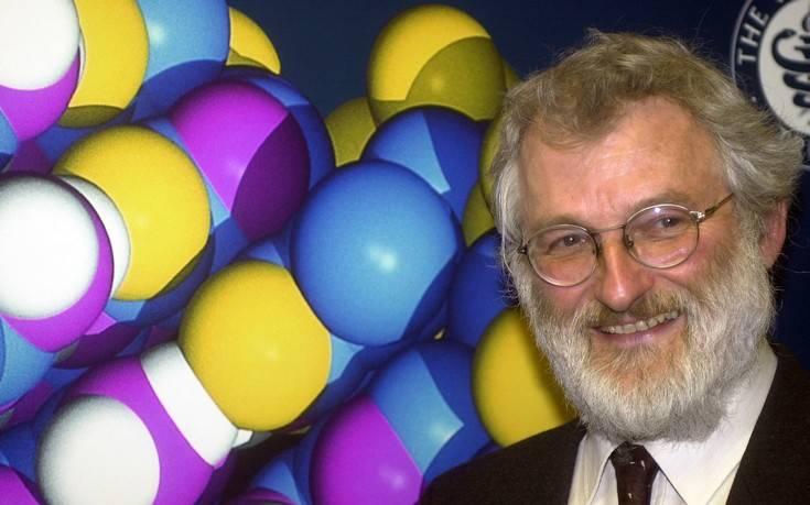 Πέθανε ο νομπελίστας Ιατρικής Τζον Σάλστον