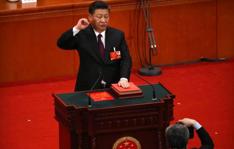 Ο Σι Τζινπίνγκ επανεξελέγη ομόφωνα πρόεδρος της Κίνας