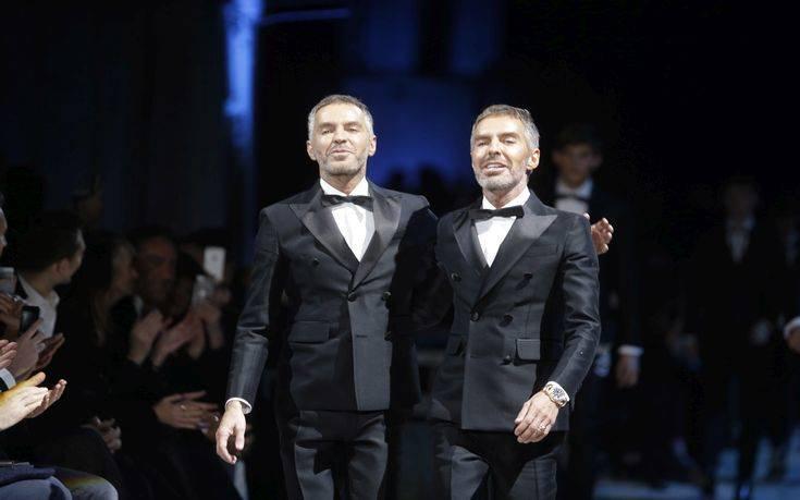 Italy Fashion Dsquared2