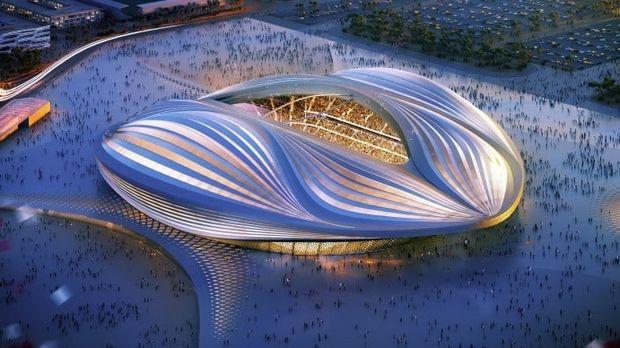 Al Wakrah Stadium Precinct original