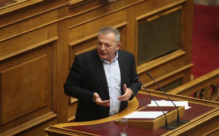 Παφίλης: Δε θα δεχτούμε τους τακτικισμούς του ΣΥΡΙΖΑ, ούτε το κόλπο της ΝΔ