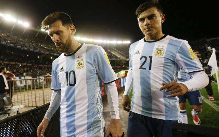 Πώς ο Ντιμπάλα γίνεται ήττα του Μέσι και της Αργεντινής