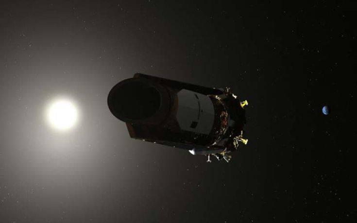 Το διαστημικό τηλεσκόπιο Κέπλερ αργοσβήνει