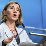 Μογκερίνι: Ταχεία και θετική επίλυση στο θέμα των Ελλήνων στρατιωτικών