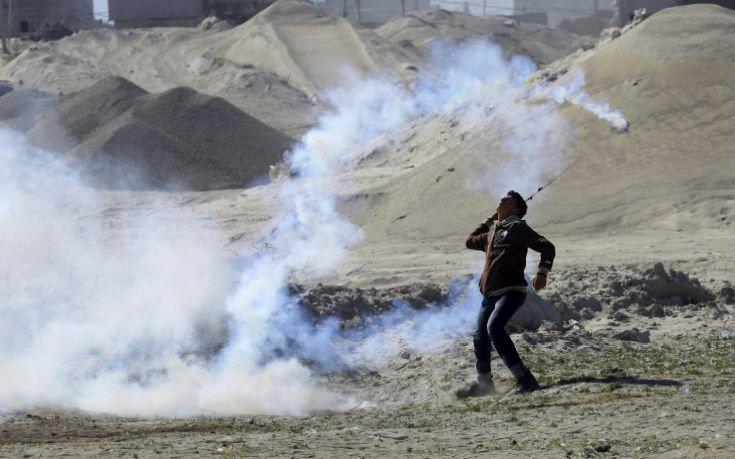 Νεκρός ένας Παλαιστίνιος κατά τη διάρκεια συγκρούσεων στη Δυτική Όχθη