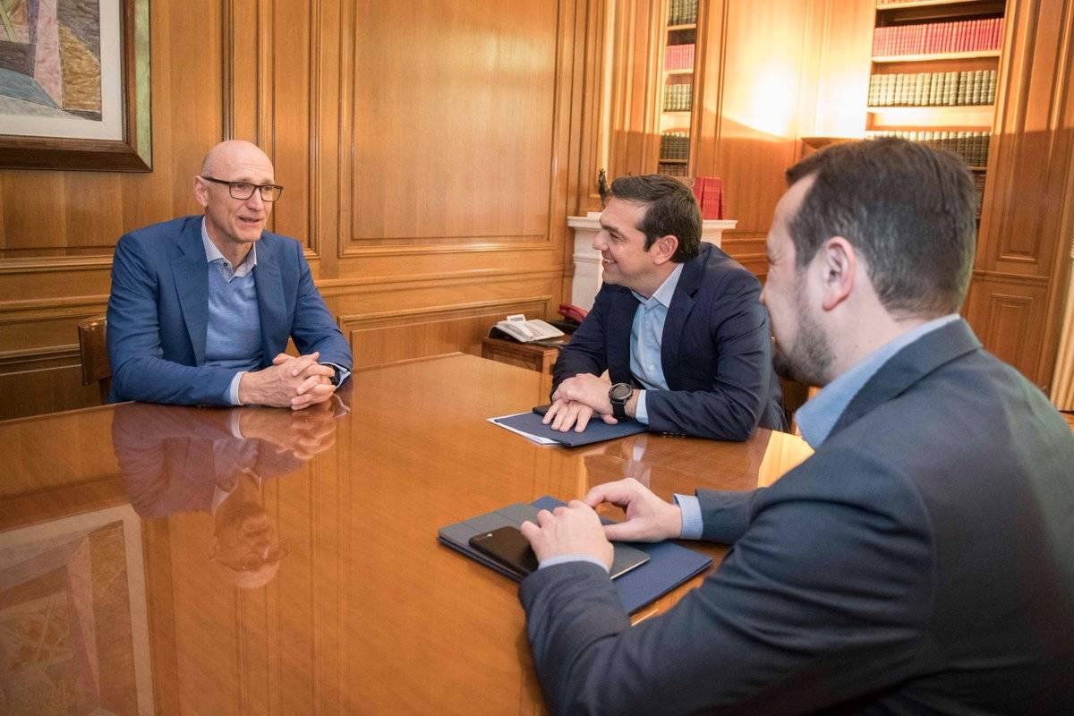 Η επένδυση των 2 δισ. ευρώ της Deutche Telekom στην Ελλάδα