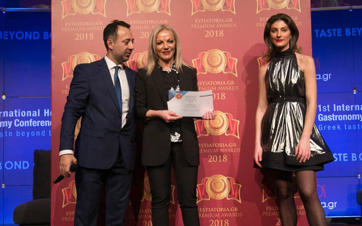 To Hide & Seek διακρίθηκε στα Estiatoria.gr Premium Awards 2018