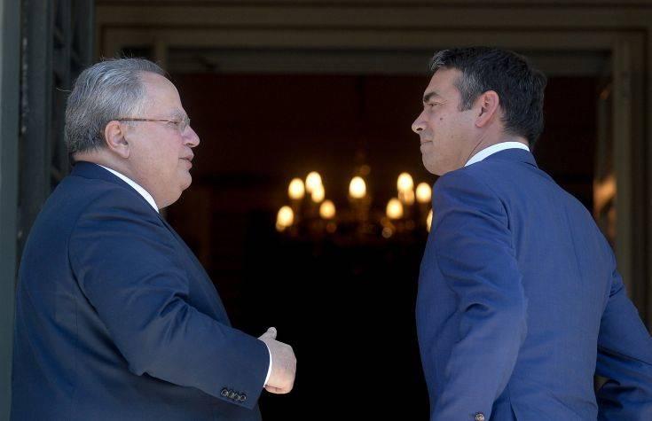 Ντιμιτρόφ: Κόκκινες γραμμές το «μακεδονικό έθνος και η «μακεδονική γλώσσα»
