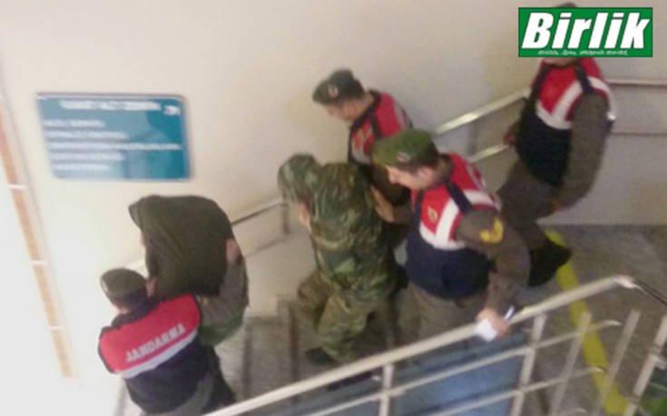 Η Άγκυρα απέρριψε το αίτημα αποφυλάκισης των δύο Ελλήνων στρατιωτικών