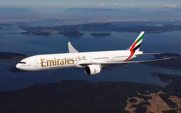Emirates:160.000 επιβάτες τον πρώτο χρόνο πτήσεων Αθήνα – Νέα Υόρκη