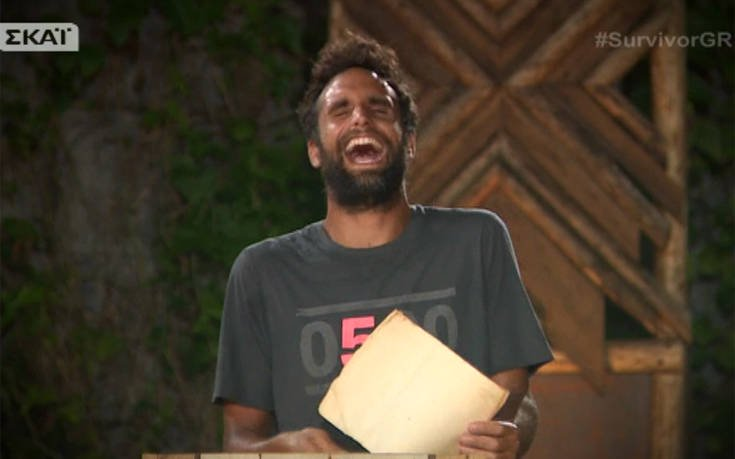 Το πρώτο μήνυμα του Δρυμωνάκου μετά την αποχώρηση από το Survivor 2