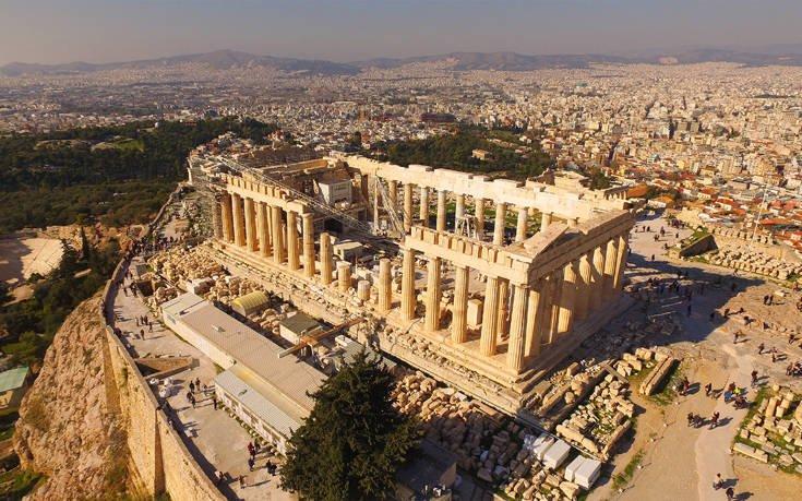 Η Αθήνα ιδανικός city break προορισμός