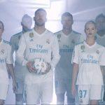Οι παίκτες της Ρεάλ Μαδρίτης βρίσκουν τους νέους συμπαίκτες τους στην πτήση του Α380 της Emirates