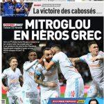 """Αποθέωση της """"Equipe"""" στον Μήτρογλου"""