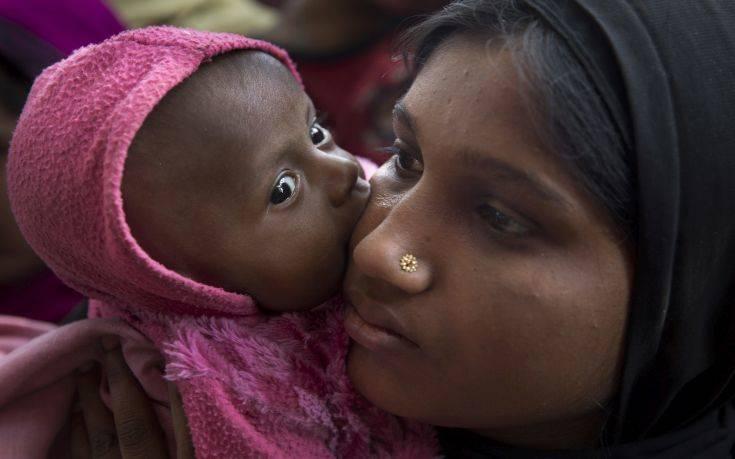 Συνέχεια της εθνοκάθαρσης σε βάρος των Ροχίνγκια βλέπει ο ΟΗΕ