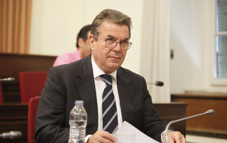 Πετρόπουλος για επανυπλογισμό συντάξεων: Δεν συζητάμε να μην εφαρμοστεί από το 2019