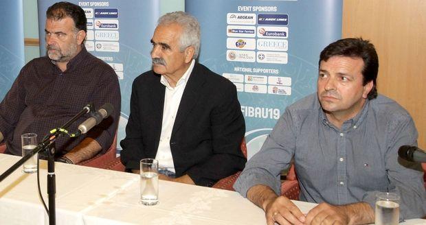 """Συριγωνάκης: """"Η Κρήτη μπορεί να αναλάβει μεγάλα αθλητικά γεγονότα με εντυπωσιακά αποτελέσματα"""""""