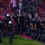 Σοβαρά επεισόδια με 40 τραυματίες στη Βραζιλία