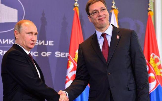 Τηλεφωνική συνομιλία Βούτσιτς –Πούτιν για το Κόσοβο