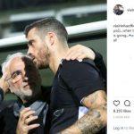 Ο διάλογος του Γιώργου Σαββίδη με τον Βιεϊρίνια στο instagram