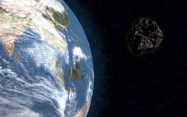 Αστεροειδής σε μέγεθος ουρανοξύστη θα περάσει κοντά από τη Γη