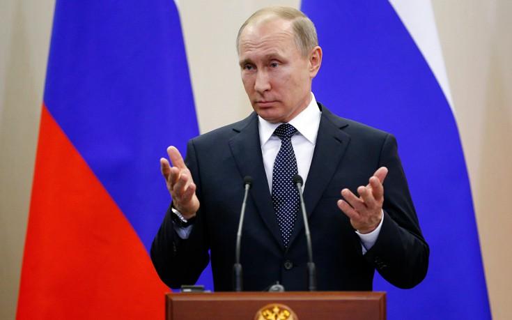Πούτιν: Οι ΗΠΑ άλλαξαν το πυρηνικό τους δόγμα