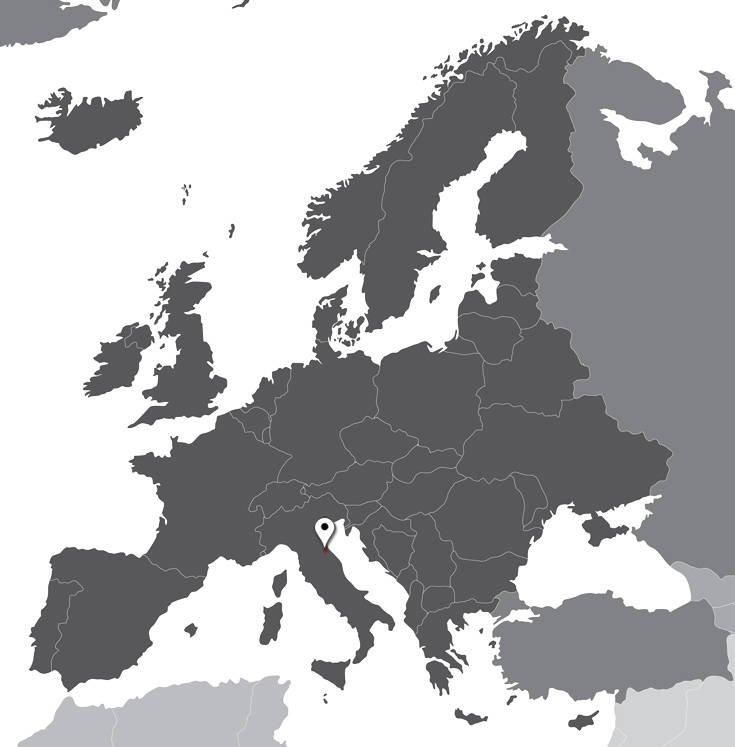 Η μικρή ευρωπαϊκή χώρα που βρίσκεται μέσα σε άλλη χώρα