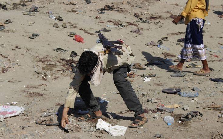 Τέσσερις νεκροί από την επίθεση με παγιδευμένο αυτοκίνητο στην Υεμένη