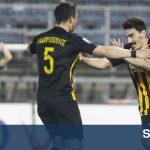 """Χριστοδουλόπουλος: """"Η διαφορά στην ΑΕΚ είναι η συνέχεια και η συνέπεια"""""""