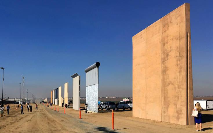 Το Τέξας στέλνει πάνω από 1.000 Εθνοφύλακες στα σύνορα με το Μεξικό