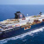 Κρουαζιερόπλοιο με 1.000 επιβάτες στο λιμάνι της Σούδας